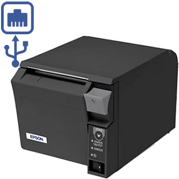 Epson TM-T70II, USB, Ethernet